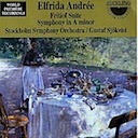 Andrée, Elfrida: Symphony in A minor, Fritiof Suite