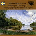 Olsson, Otto: Symphony in G minor, Op. 11