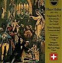 Huber, Hans: Symphony No. 5 and other works