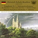 "Schulz-Beuthen, Heinrich: Symphony No. 5, ""Reformation Hymn"" and other works"