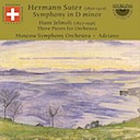 Suter, Hermann: Symphony in D minor (& Hans Jelmoli: Three Pieces for Orchestra)