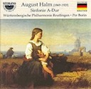 Halm, August: Symphony in A minor