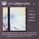 Sellergren, Lars: Sellergren plays, Vol. 4: Mozart, Sonatas & Concertos (2CD)