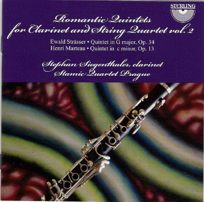 Romantic Quintets Vol.2