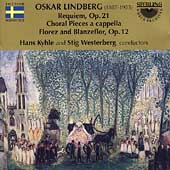 Lindberg / Westerberg - Swedish Romantics Vol 5 - Oskar Lindberg CD